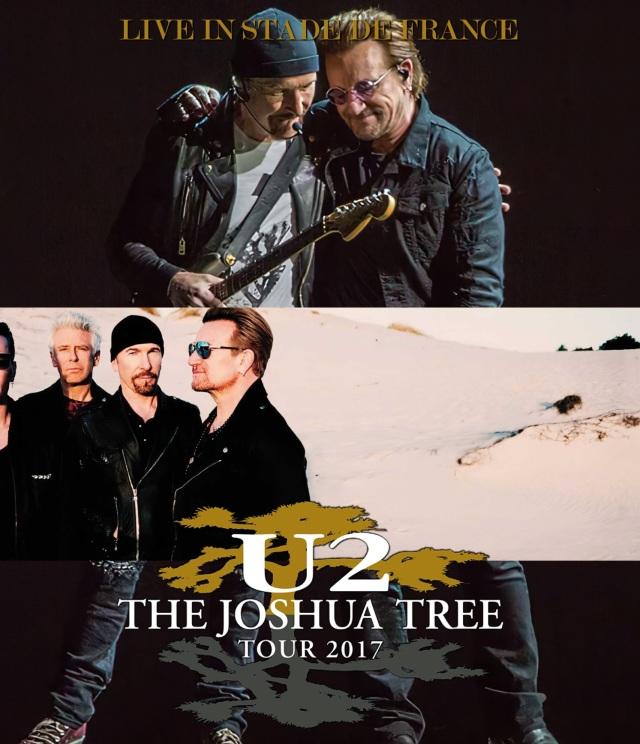 コレクターズBlu-ray  U2 - The Joshua Tree Tour 2017