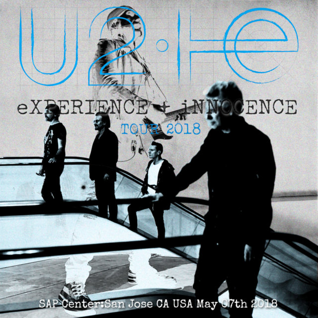 コレクターズCD U2 - eXPERIENCE + iNNOCENCE Tour 2018