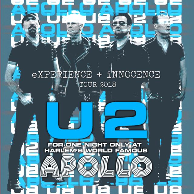 コレクターズCD U2 - eXPERIENCE + iNNOCENCE Tour 2018