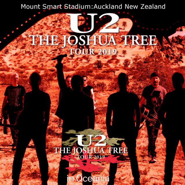 コレクターズCD U2 - The Joshua Tree Tour 2019
