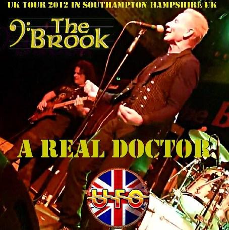 コレクターズCD UFO(ユー・エフ・オー) 2012年ヨーロッパツアー