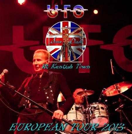 コレクターズCD UFO 2013年ヨーロッパツアー