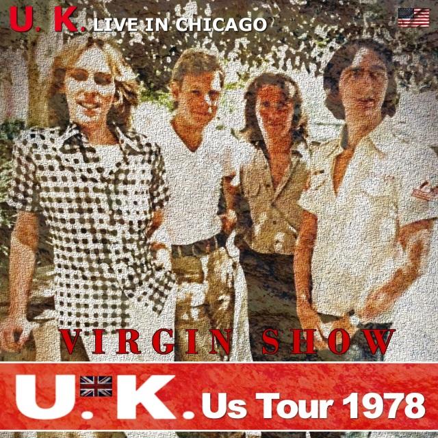 コレクターズCD U.K - US Tour 1978