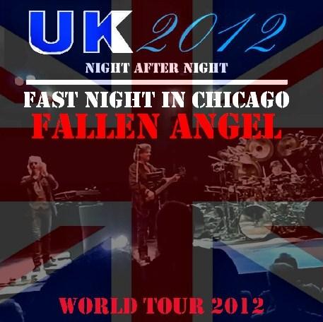 コレクターズCD UK(ユー・ケイ) 2012年WorldTour