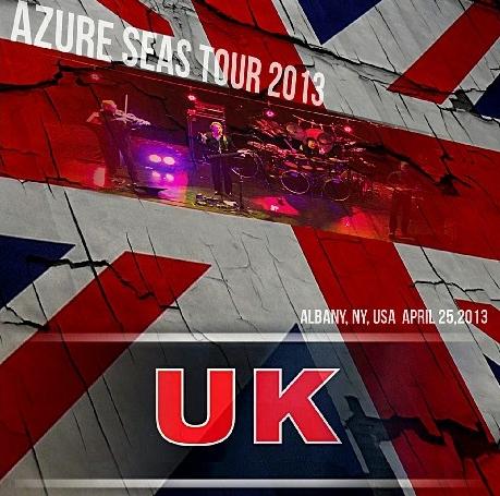 コレクターズCD U.K. 2013年アメリカツアー