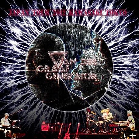 コレクターズCD ヴァン・ダー・グラーフ・ジェネレーター2012年日本公演
