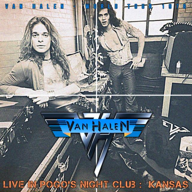 コレクターズCD VAN HALEN - World Tour 1978