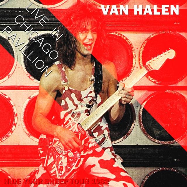コレクターズCD Van Halen - Hide Your Sheep Tour 1982