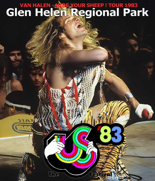 コレクターズBlu-ray  Van Halen - Hide Your Sheep Tour 1983