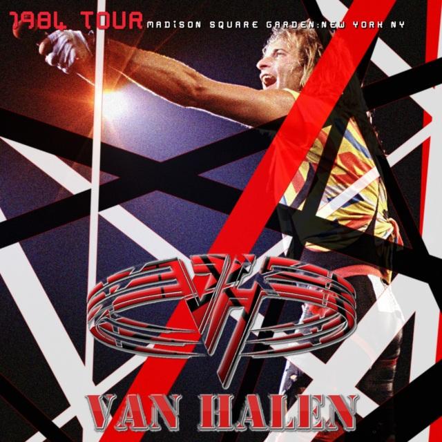 コレクターズCD Van Halen - 1984 Tour