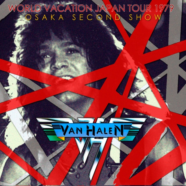 コレクターズCD VAN HALEN - World Vacation Japan Tour 1979