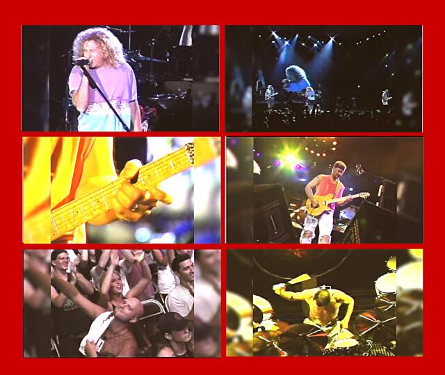 コレクターズBlu-ray  Balance Tour 1995