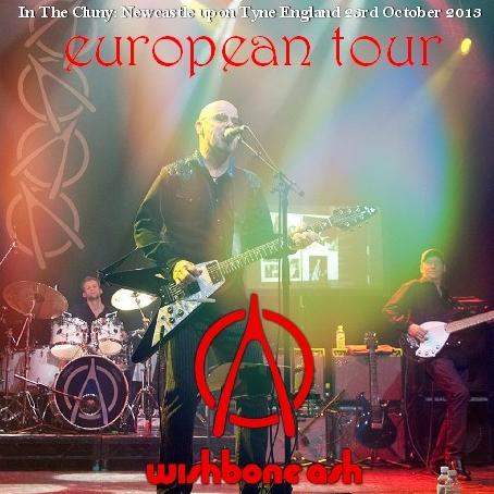 コレクターズCD ウィッシュボーン・アッシュ 2013年ヨーロッパツアー