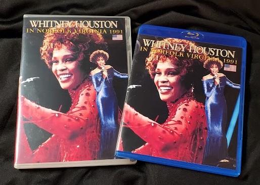 コレクターズBlu-ray  [Welcome Home Heroes with Whitney Houston]