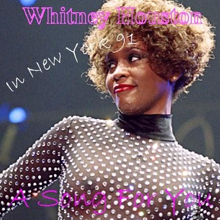 コレクターズCD  ホイットニー・ヒューストン(Whitney Houston) - 91年アメリカ公演 NY