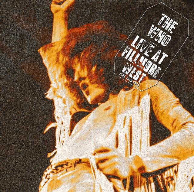 コレクターズCD The Who - Tommy Tour 1969