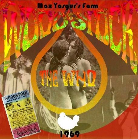 コレクターズCD ザ・フー(The Who) ウッドストック