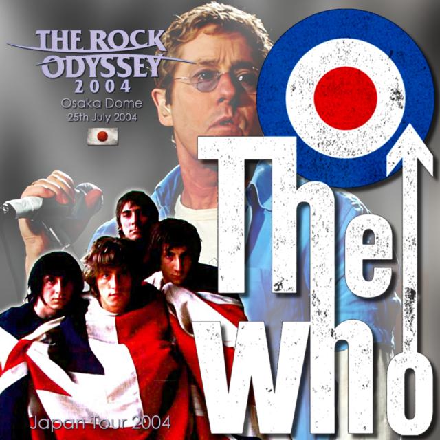 コレクターズCD The Who - Japan Tour 2004