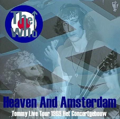 コレクターズCD The Who(ザ・フー69年ヨーロッパツアー)/トミーツアー