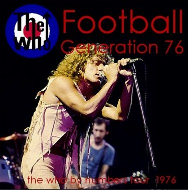 コレクターズCD The Who(ザ・フー76年北アイルランドツアー Wales)