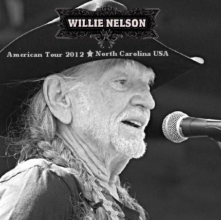 コレクターズCD ウィリー・ネルソン(Willie Nelson) 2012年アメリカツアー