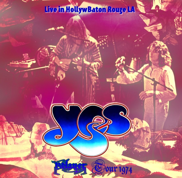 コレクターズCD Yes - Relayer Tour 1974