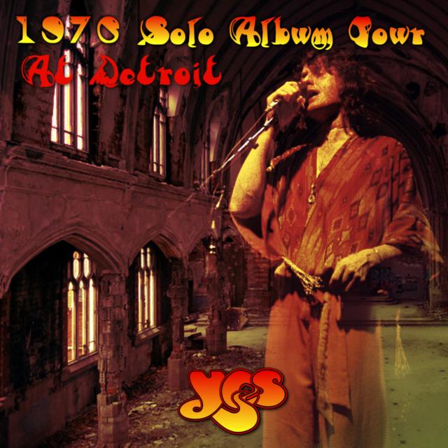 コレクターズCD Yes - 1976 Solo Album Tour