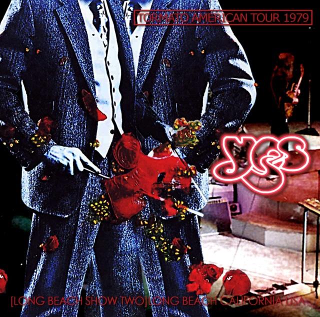 コレクターズCD Yes - Tormato tour 1979
