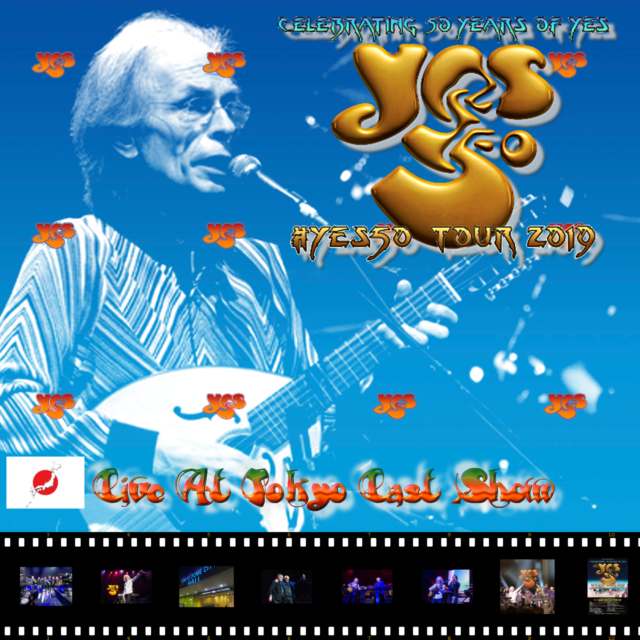コレクターズCD Yes - Yes at 50  Japan tour 2019 Final