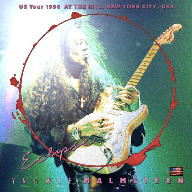 コレクターズCD Yngwie Malmsteen - Eclipse US Tour 1990