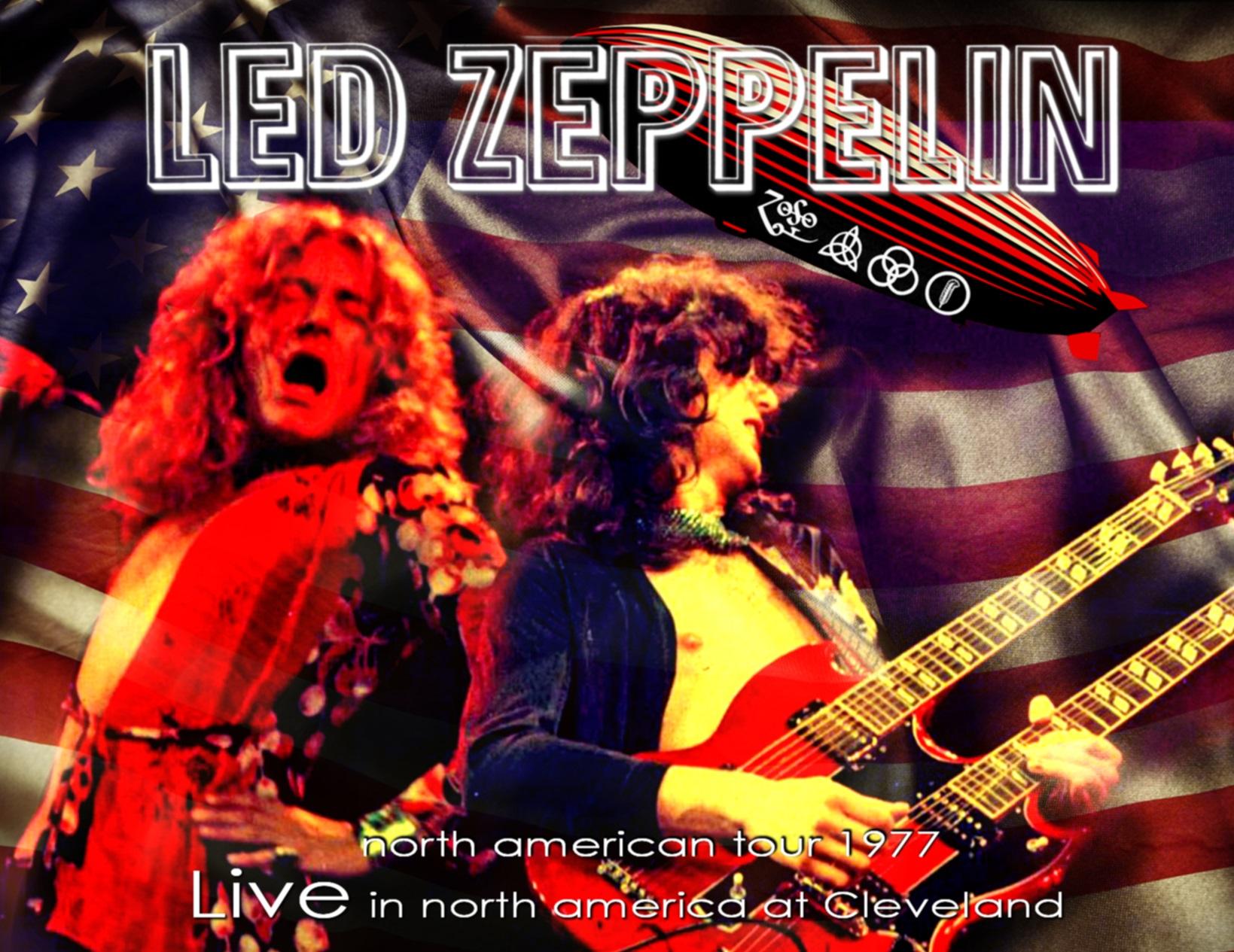 コレクターズCD Led Zeppelin - North American Tour 1977