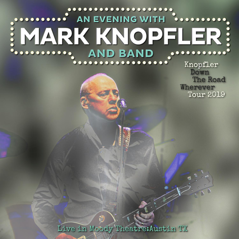コレクターズCD Mark Knopfler - Down the Road Wherever Tour 2019