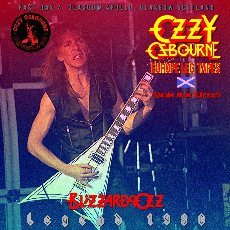 コレクターズCD Ozzy Osbourne - Blizzard of Ozz Tour 1980