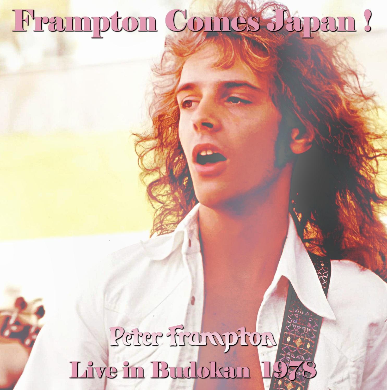 コレクターズCD Peter Frampton - I'm In You Japan Tour 1978