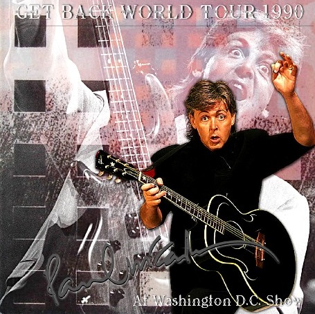 コレクターズCD Paul McCartney - Get Back American Tour 1990