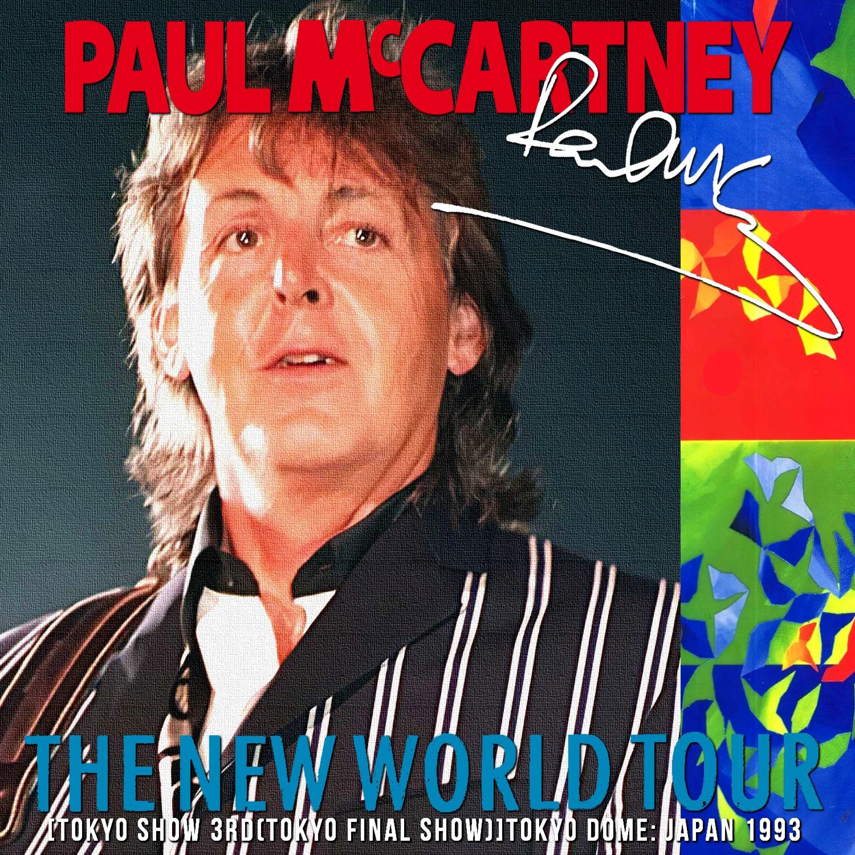 コレクターズCD Paul McCartney - Japan Tour 1993