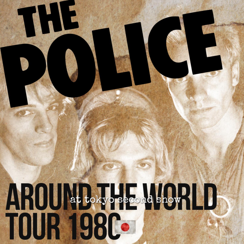 コレクターズCD The Police -  Around the World Tour 1980