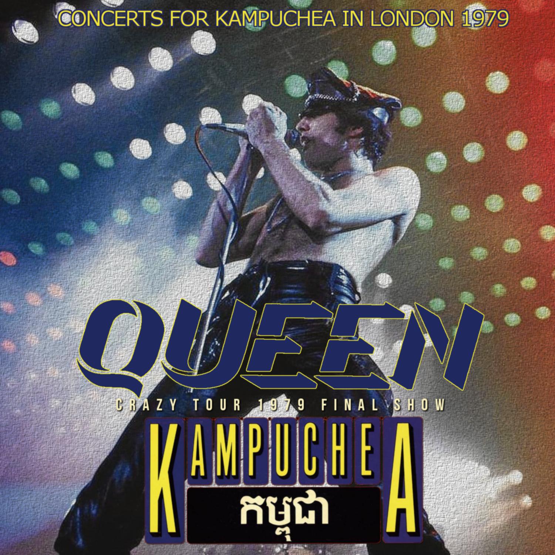 コレクターズCD Queen - Concerts For Kampuchea in London 1979