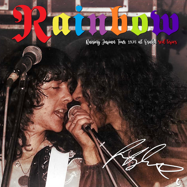 コレクターズCD Rainbow - Rainbow Raising Japan Tour 1976