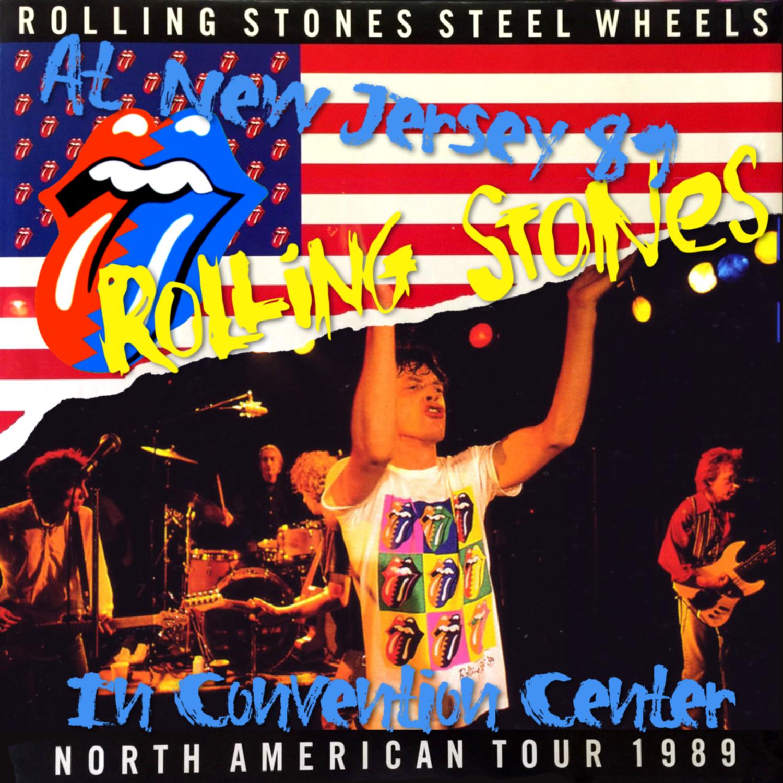コレクターズCD ローリングストーンズ1989年ノースアメリカンツアー