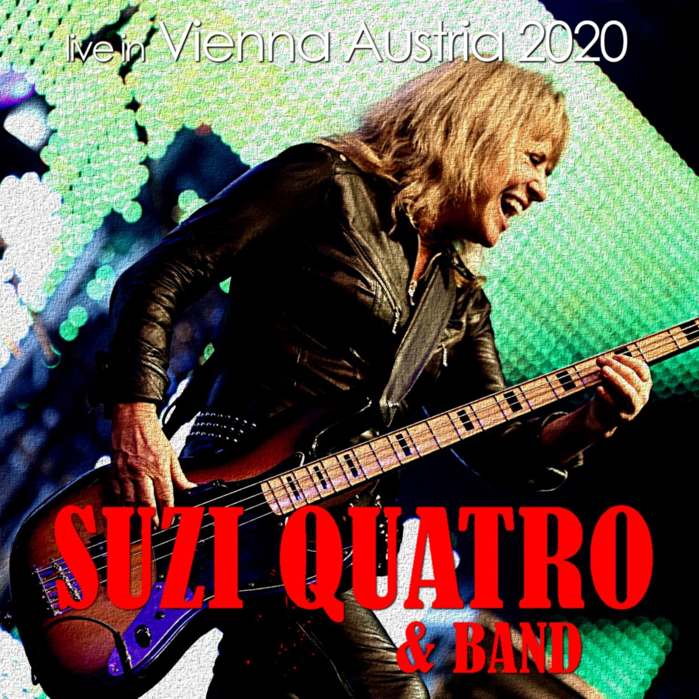 コレクターズCD Suzi Quatro - European Tour 2020