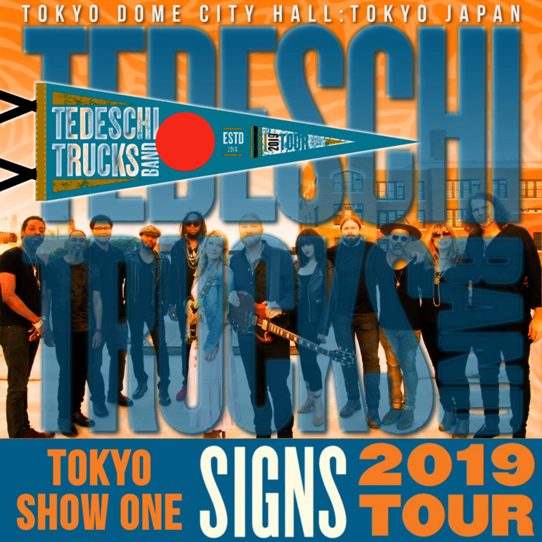 コレクターズCD Tedeschi Trucks Band - Signs Japan Tour 2019