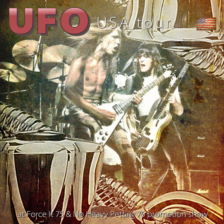 コレクターズCD UFO - USA Tour 1975_1976