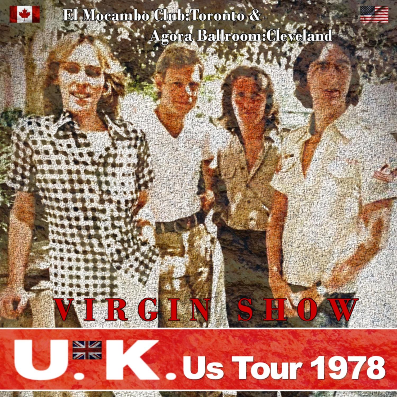 コレクターズCD UK - US Tour 1978