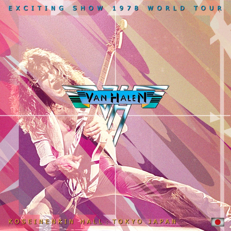 コレクターズCD Van Halen - Japan Tour 1978