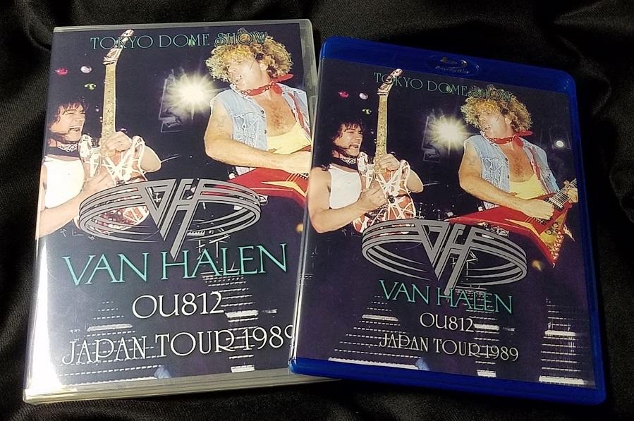 コレクターズBlu-ray Van Halen - OU812 Japan Tour 1989