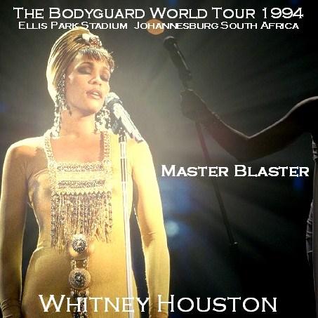 コレクターズCD  ホイットニー・ヒューストン(Whitney Houston) - 94年南アフリカ