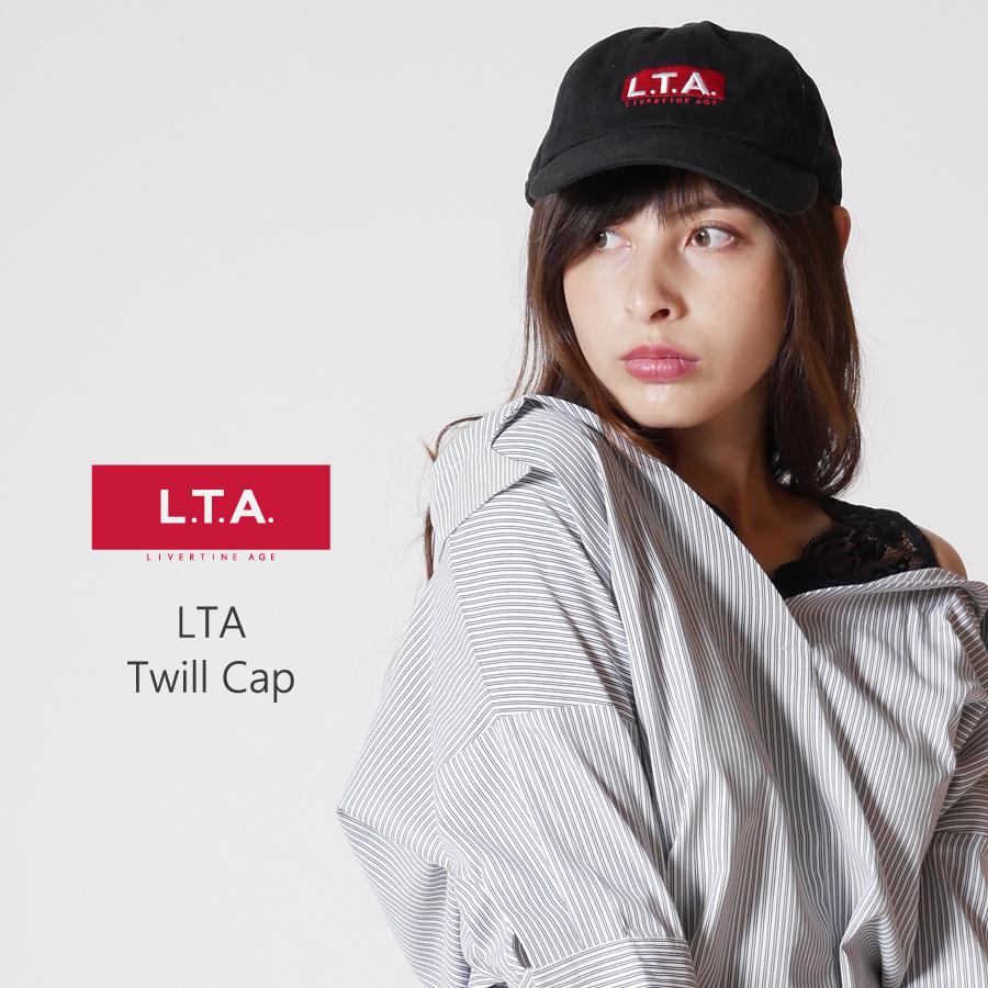 LTA ツイルCAP