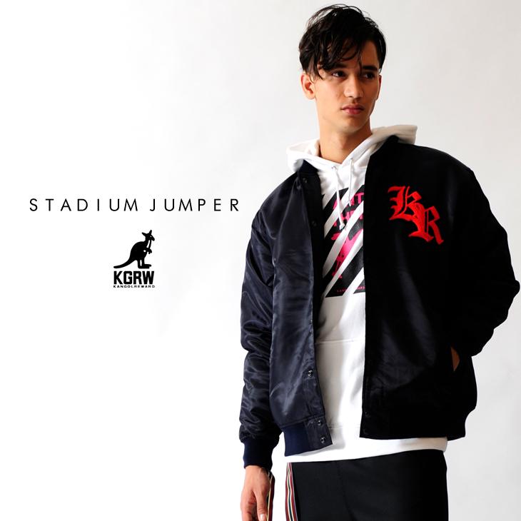 【予約商品】KANGOL REWARD スタジアムジャンパー