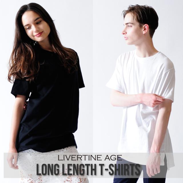 LIVERTINE AGE ロングレングスTシャツ